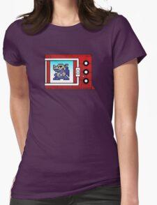 digimon vpet v1 metalgreymon Womens Fitted T-Shirt