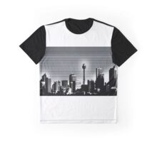 Graphite Skyline Graphic T-Shirt