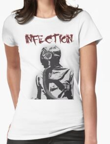 Infection Womens Fitted T-Shirt