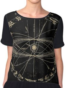 Smith's Illustrated Astronomy - Orbits of the Planets - Page 49 Chiffon Top