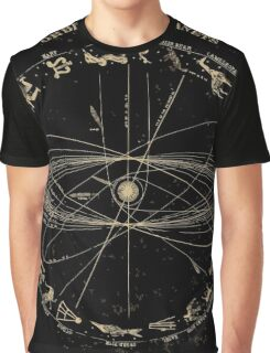Smith's Illustrated Astronomy - Orbits of the Planets - Page 49 Graphic T-Shirt