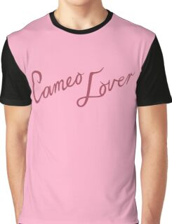 Cameo Lover / Kimbra Graphic T-Shirt