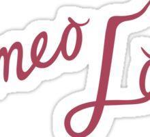 Cameo Lover / Kimbra Sticker