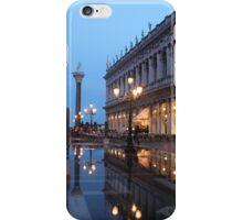 Venice at twilight iPhone Case/Skin