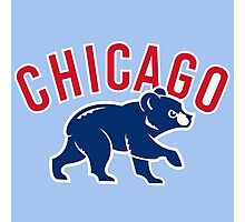 Chicago_Cubs5 Photographic Print