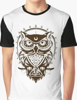 OWL Tshirt Graphic T-Shirt