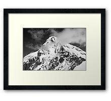 OnTheTop Framed Print