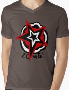 Persona 5 ZONG  Mens V-Neck T-Shirt
