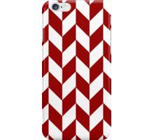 Indiana University Pattern  iPhone Case/Skin