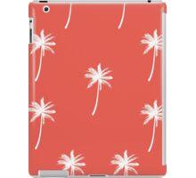 Hawaii Palm Red iPad Case/Skin