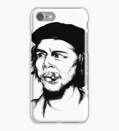 Che Guevara Ink Sketch iPhone Case/Skin