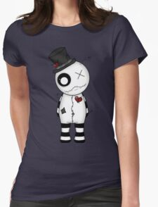 You Stitch My Heart Womens Fitted T-Shirt