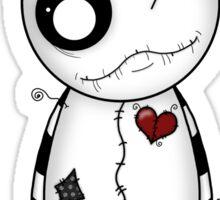 You Stitch My Heart Sticker