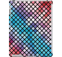 colorful abstract background iPad Case/Skin