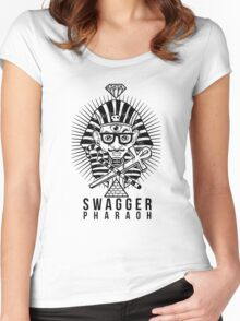 Swagger Pharaoh Women's Fitted Scoop T-Shirt