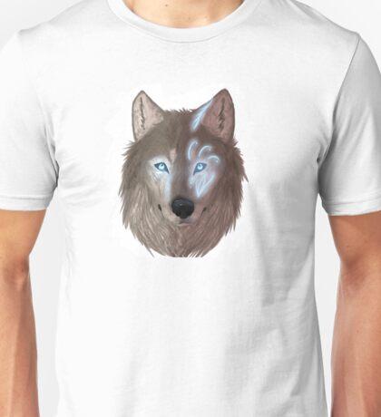 Mystical wolf Unisex T-Shirt