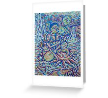 River Day Greeting Card
