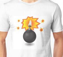 black bomb Unisex T-Shirt