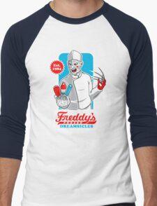 Freddy's Dreamsicles Men's Baseball ¾ T-Shirt