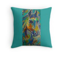 Cinders Throw Pillow