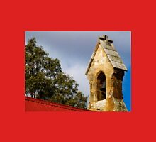 Country church tower, Clare Valley, South Australia Unisex T-Shirt