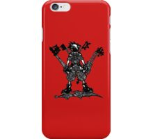 Kingdom Hearts Doodle iPhone Case/Skin