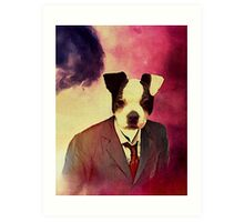 THE 10TH DOGTOR Art Print
