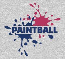 Paintball color splash Kids Clothes
