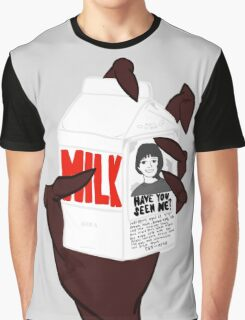 Will Byers - Milk Carton Graphic T-Shirt