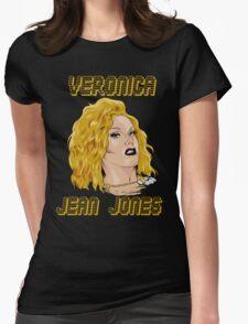 Veronica Jean Jones Womens Fitted T-Shirt