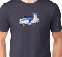 TV 175 Lambretta illustration Unisex T-Shirt