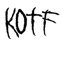 KOTF (BLACK FONT) by YungFly