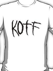 KOTF (BLACK FONT) T-Shirt