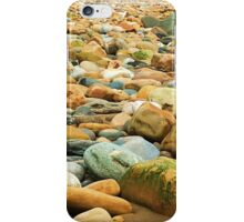 Cobbles at the Bay iPhone Case/Skin