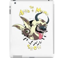 The Appa and Momo Show iPad Case/Skin