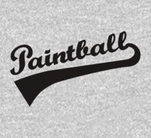 Paintball Kids Clothes