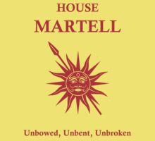 House Martell by Jordan Garvey