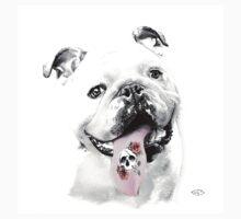 OpieThe  dog. One Piece - Short Sleeve
