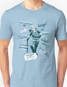holtzmann quotes Unisex T-Shirt