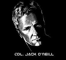 Jack O'Neil Stargate by vinainna
