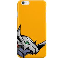 digimon wargreymon iPhone Case/Skin