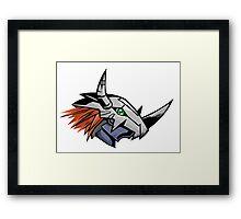 digimon wargreymon Framed Print