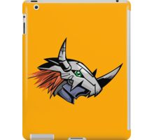 digimon wargreymon iPad Case/Skin