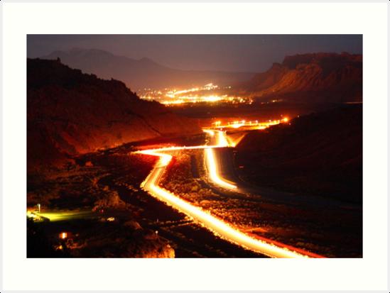 US 191 - Utah by Daniel Owens