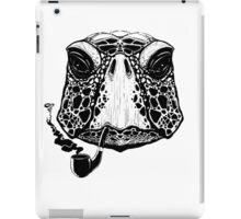take your time iPad Case/Skin