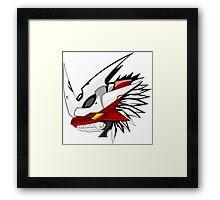 digimon imperialdramon dragon mode Framed Print