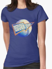 RALLY!! Womens Fitted T-Shirt
