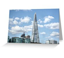 The Shard Greeting Card