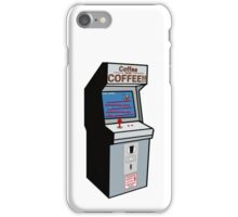 Coffee or COFFEE!! (Insert coffee to play) iPhone Case/Skin