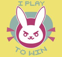 I Play To Win Kids Tee